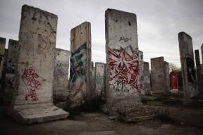 De Muur die er (niet) staat